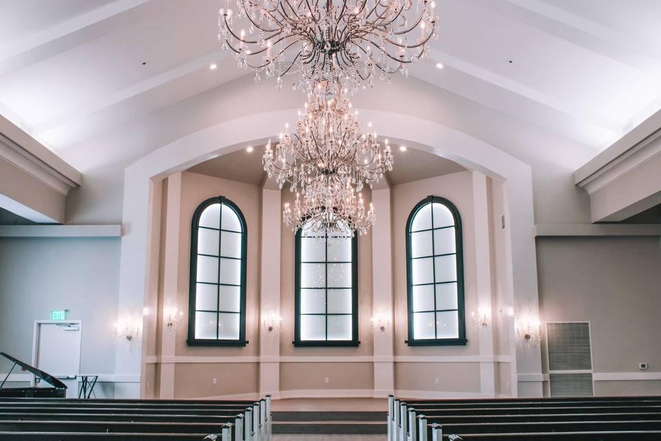 New Chapel!