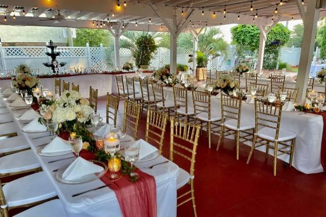 The Brentwood Wedding Venue