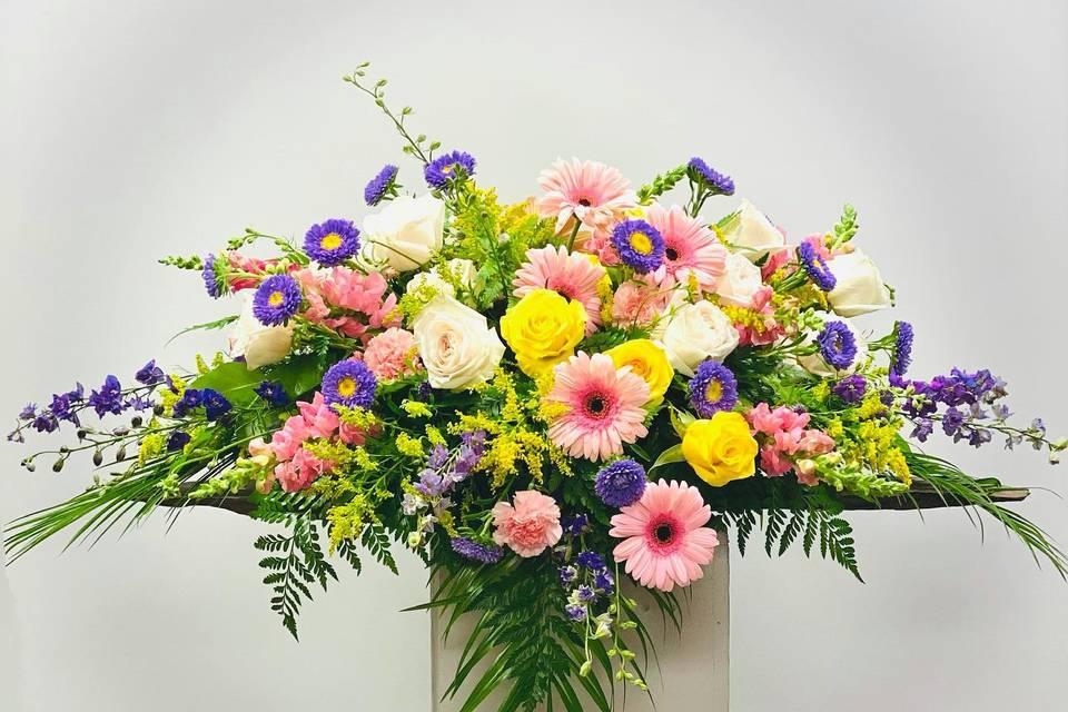 Blumen Meisters Flower Market