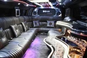 Wedding limo service