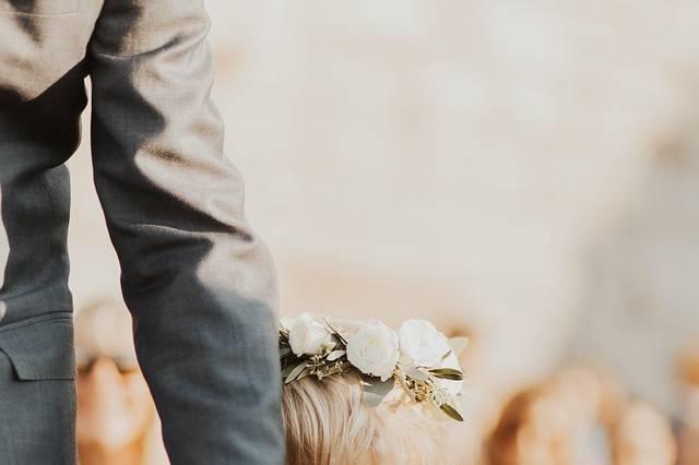 Bride's Flower Girl 2019