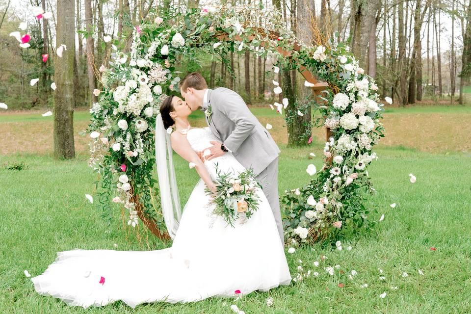 Wedding Decor Garden