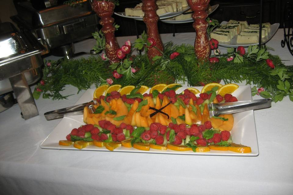 Texas Chef Foods Catering