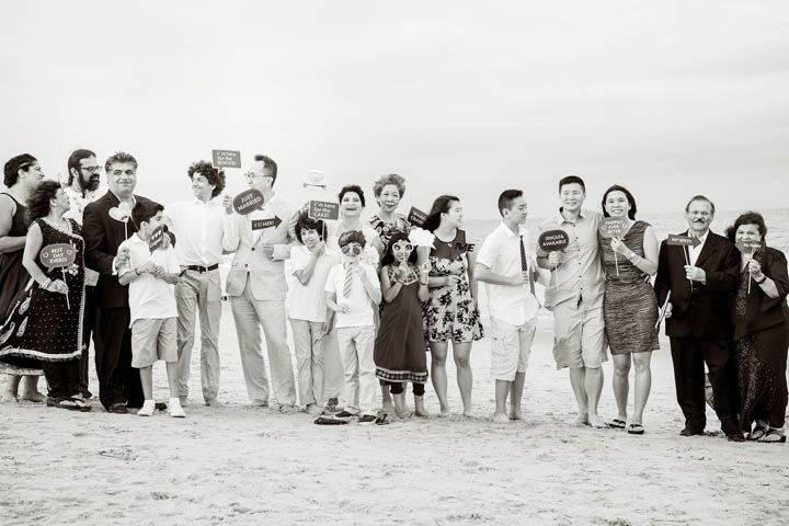 The wedding gang
