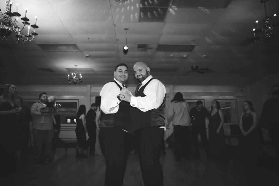 Sean + Tim Wedding