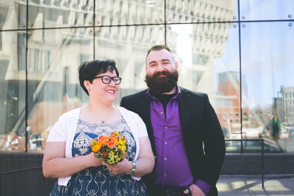 Amanda + Pat Wedding