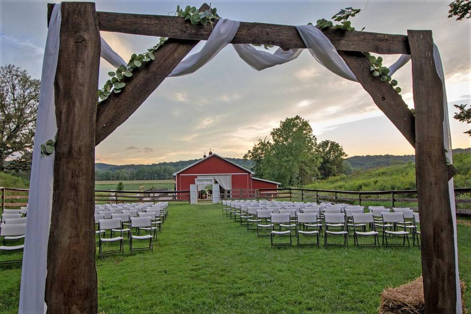 Rustic Gatherings Wedding Barn