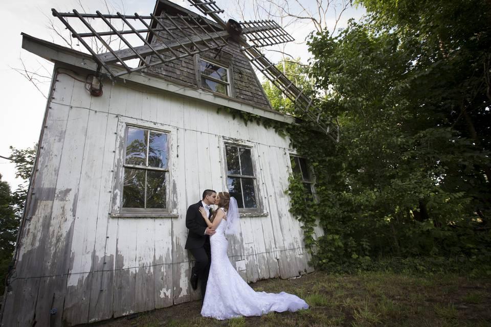 A rustic windmill - Ken Hild Photography