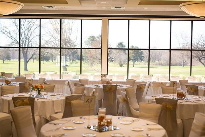 Sunnybrook Inside Reception
