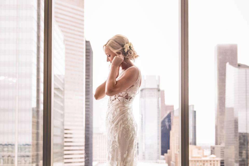 Dazzling bride - Elizabeth B Photography