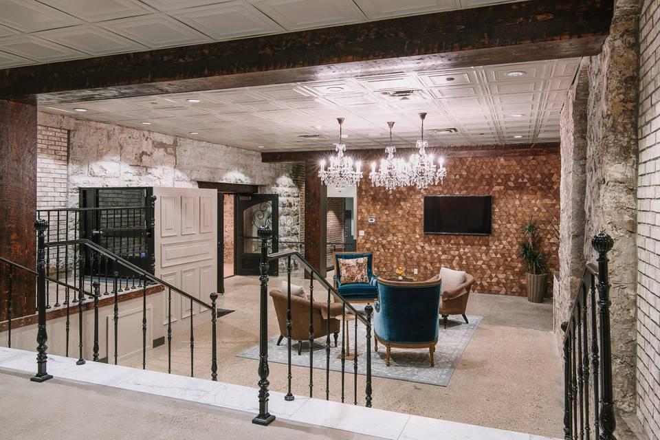 NEW VENUE: Portside Room