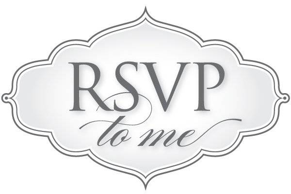 RSVP to me