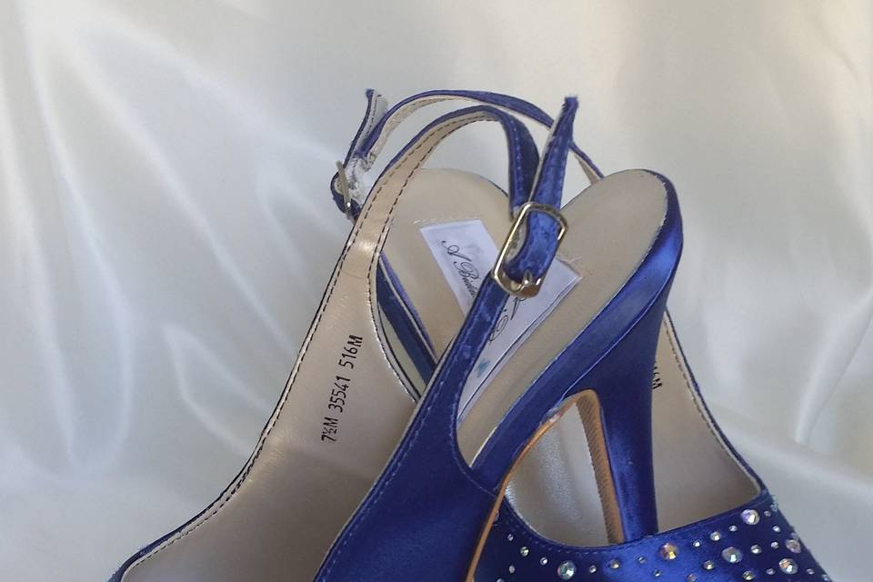 Wedding Shoes and Accessories by A Bidda Bling