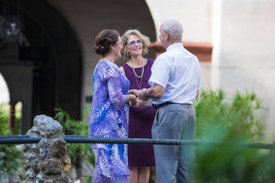PROMISE Weddings, Officiants, Minister