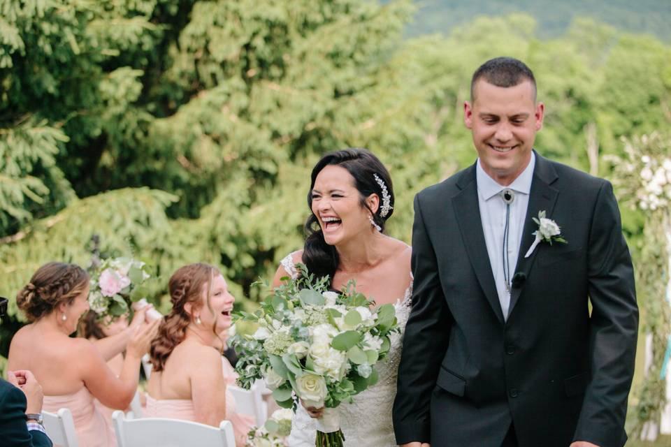 Backyard June Wedding 2020