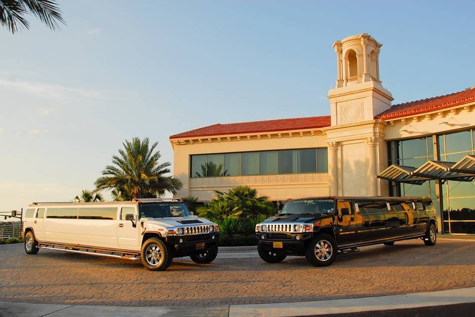 Limo Orlando by Magic Touch