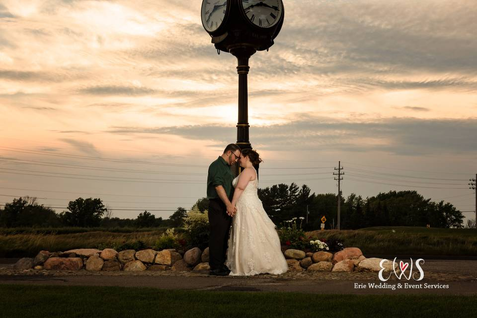 Lakeview Country Club Wedding