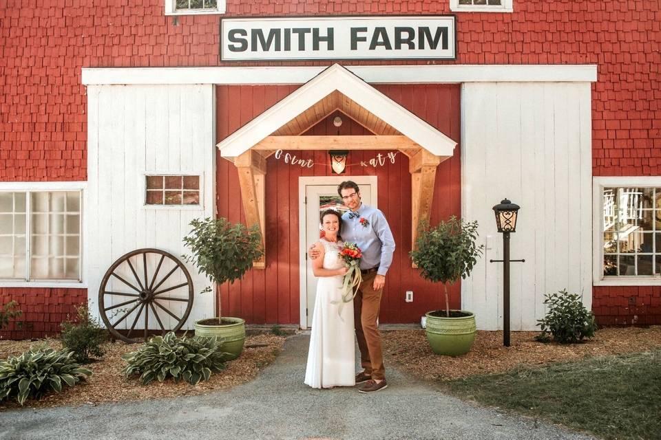 The Barn at Smith Farm