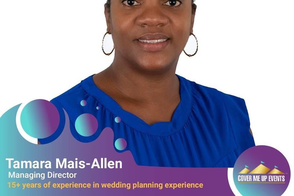 Wedding Planner & Managing Dir