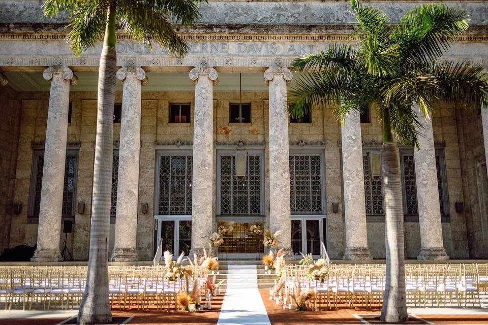 The Sidney & Berne Davis Art Center