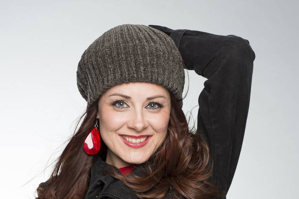 Christine McClain- Lead Singer