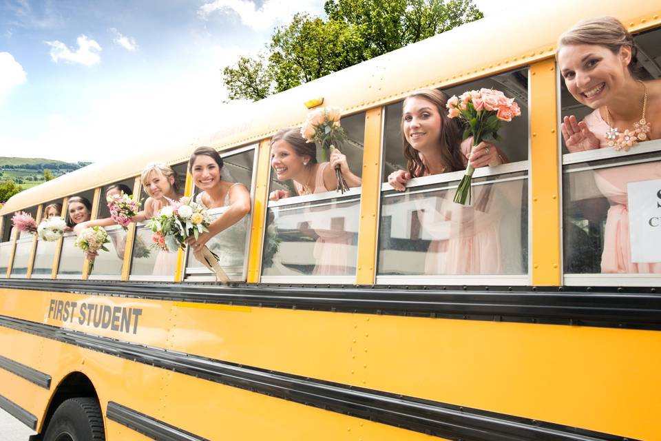 First Student Charter Bus Rental