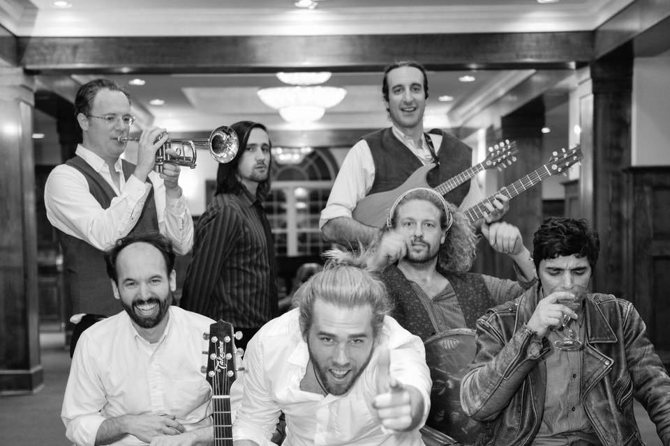 The Clubhouse Band