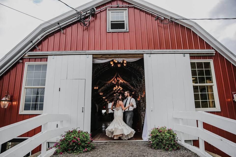 Maine Wedding Barn & Event Center