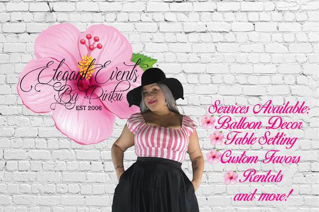 Elegant Events By Pinkii
