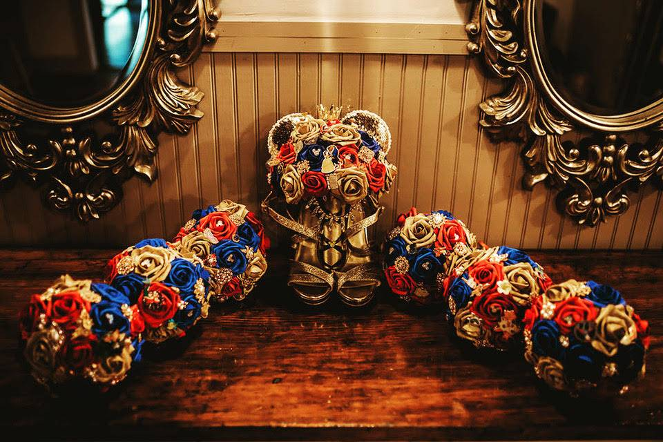 Belle of the Ball Bouquets