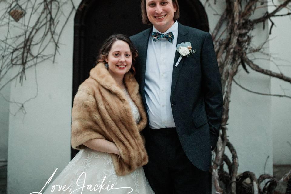 Love Jackie, Weddings