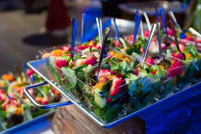 Teaberry's Catering