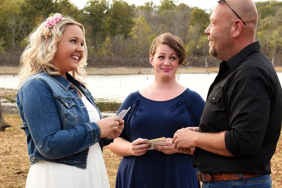 Shelly Murphy, Wedding Officiant and Planner