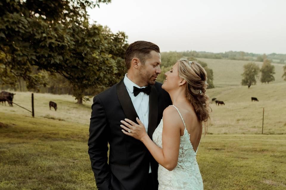Anamosa Farm Wedding - Rock Tai Photography