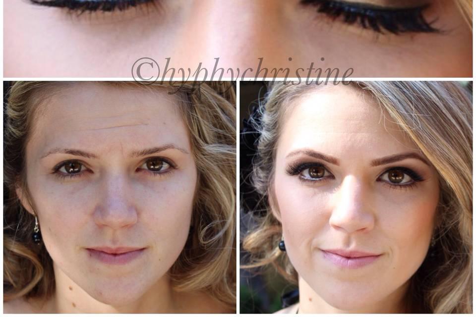 Hair & Makeup by Christine Garcia