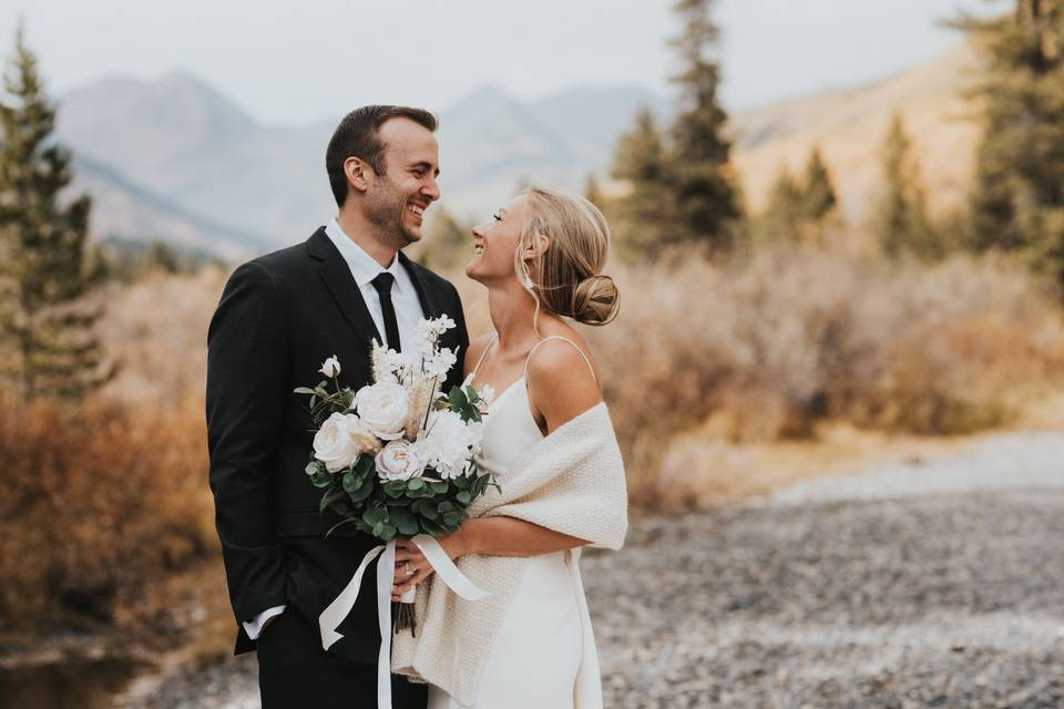 Crested Butte Intimate Wedding