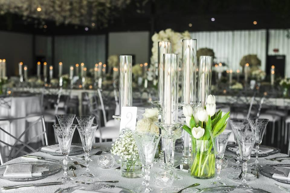 Create your dream wedding here