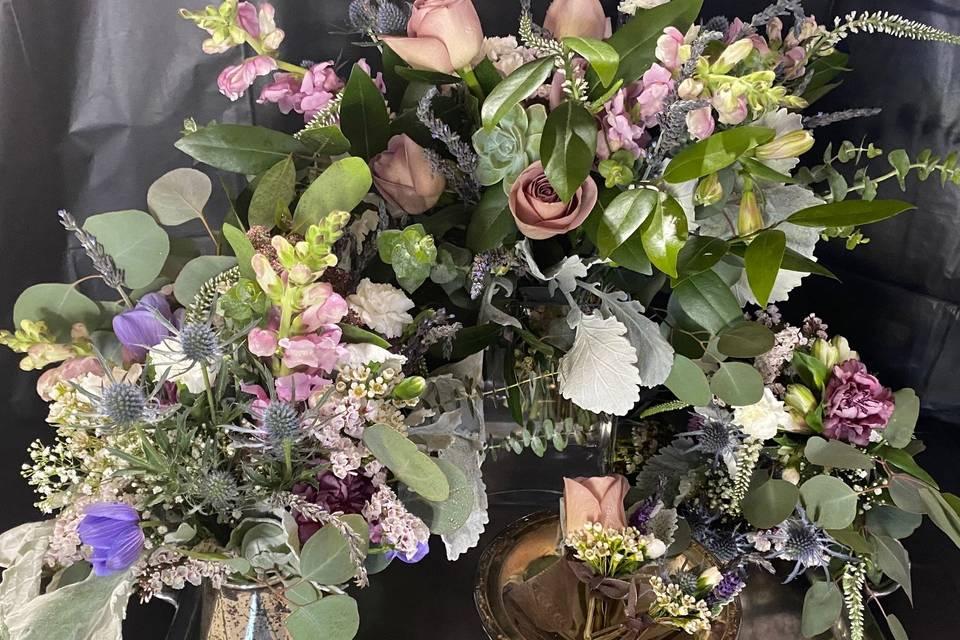 Lavender & Sage Wedding