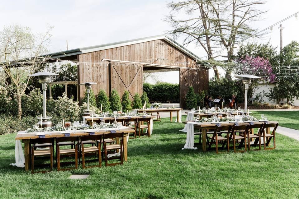 Historic Seven Sycamores Ranch