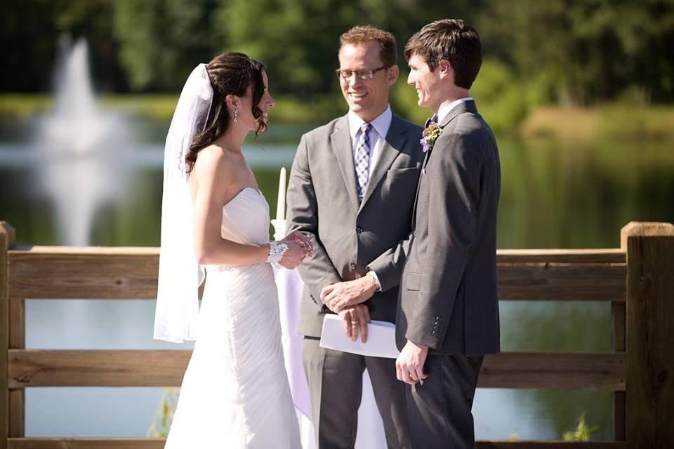 Weddings by Richard Burton