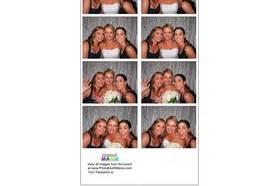 Photo Booth Mania's unique 3-2/3
