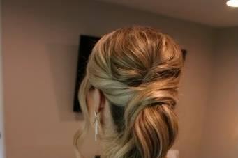 Hair done by: Olivia Mann