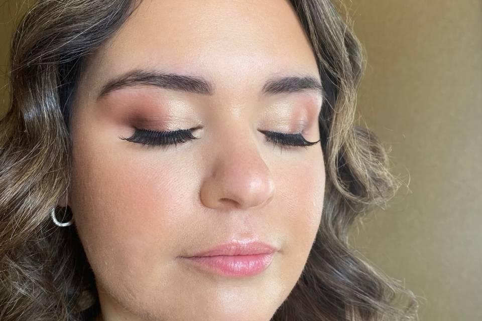 Makeup by: Avery Richardson