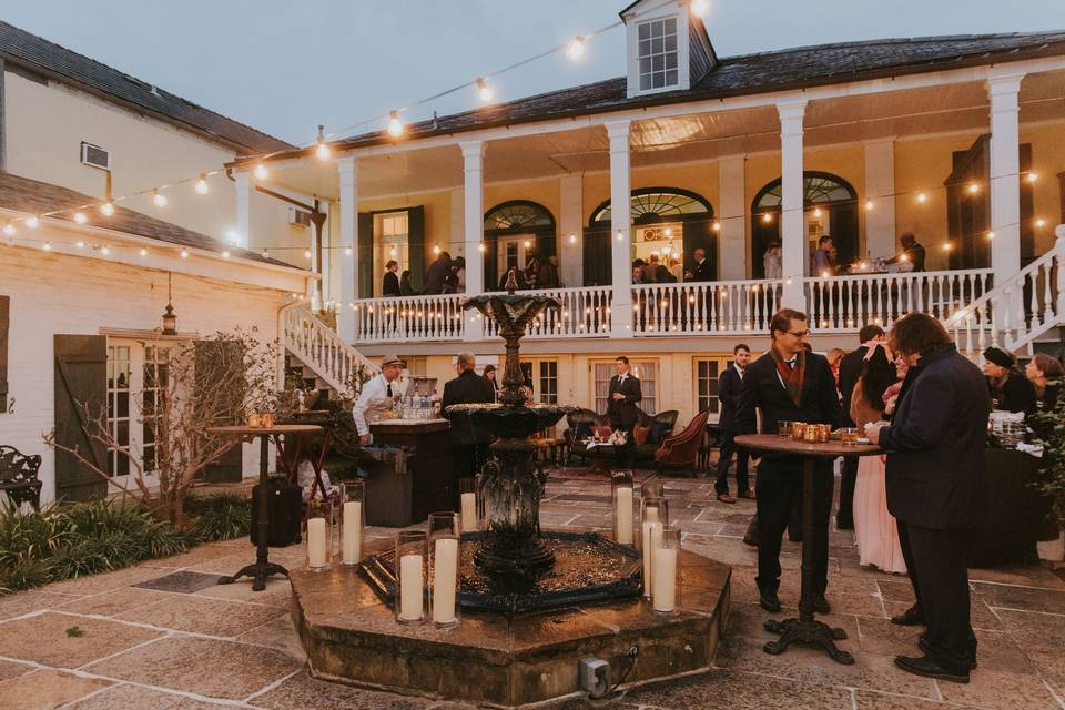 New Orleans Wedding Experience