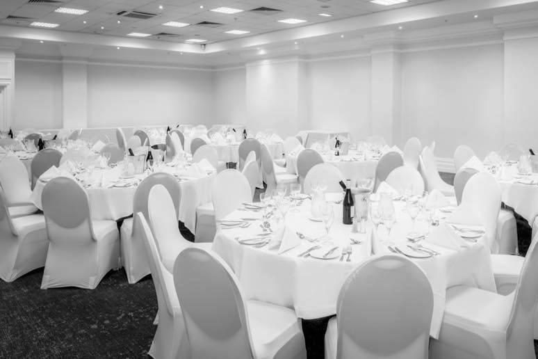 The Wedding Hall at Hilton Nottingham