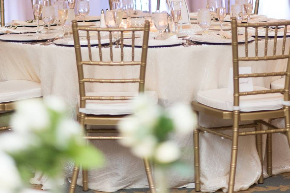 Center piece | House of Lubold Photography