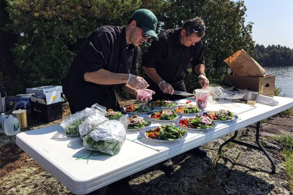 Lakeview Catering