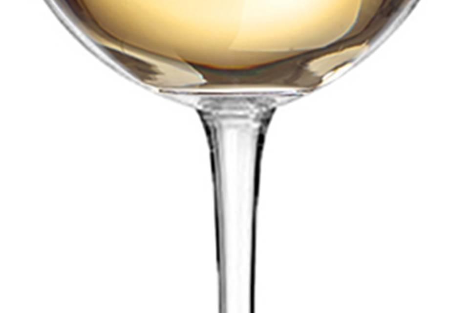 Platinum Wine Glass:Bridezilla