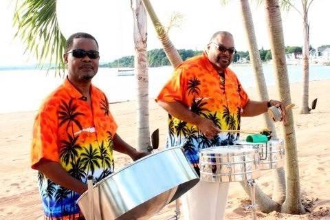 Caribbean Vibe Steel Drum Band