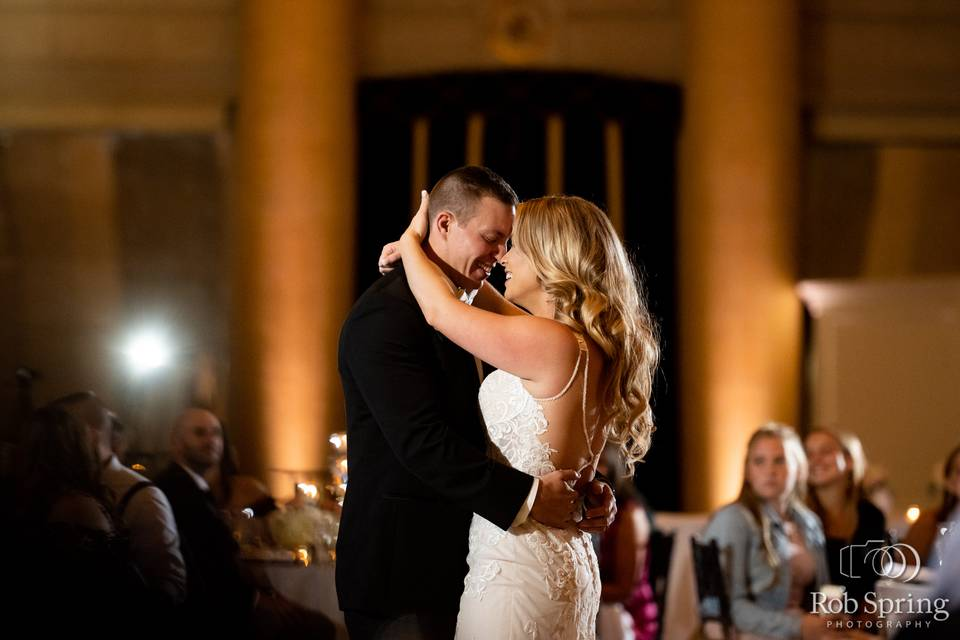 First Dance Hall of Springs
